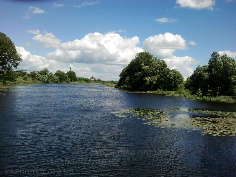 Кожанка-річка